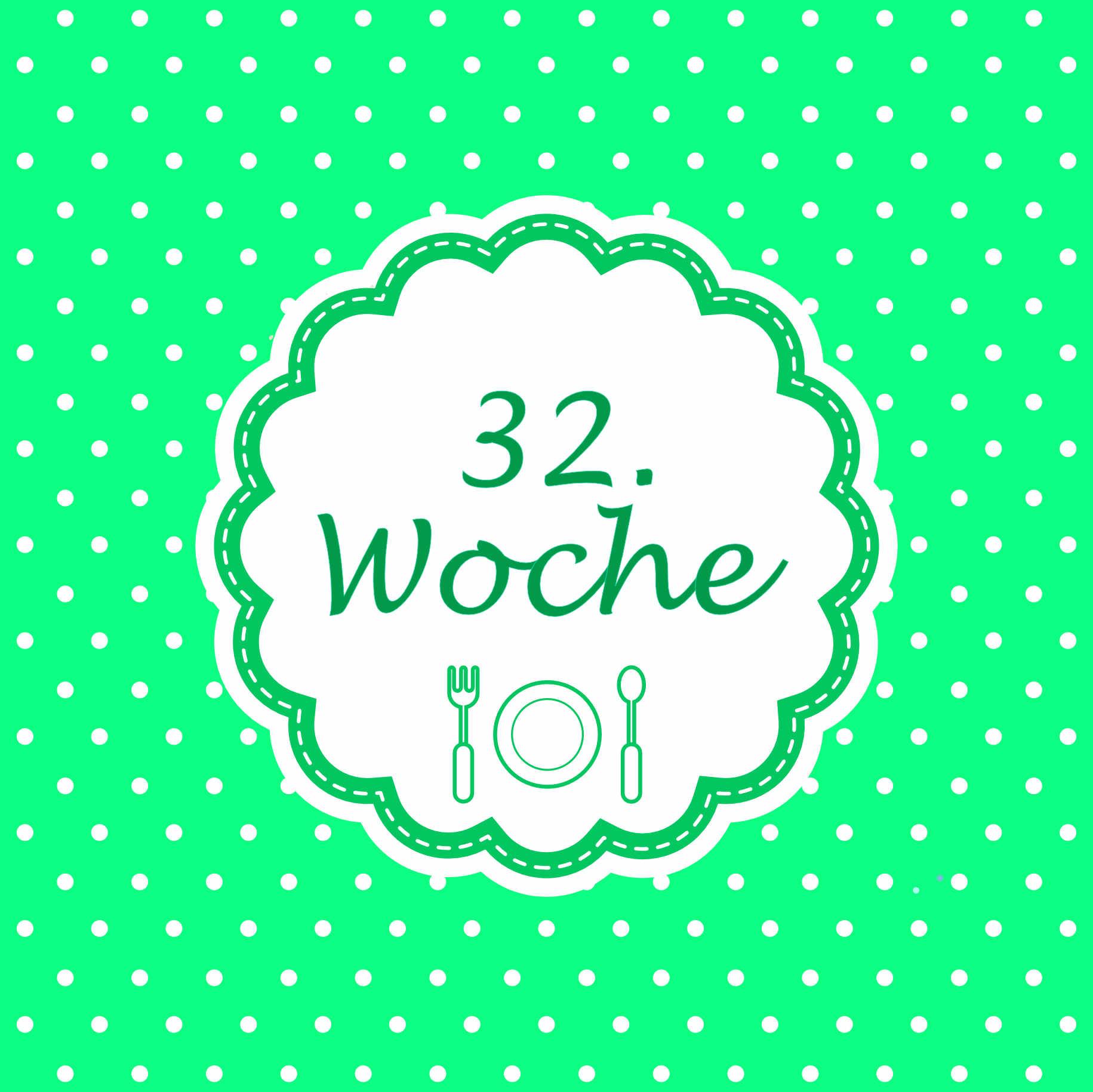 32. SSW Meilenstein Schwangerschaft Instagram