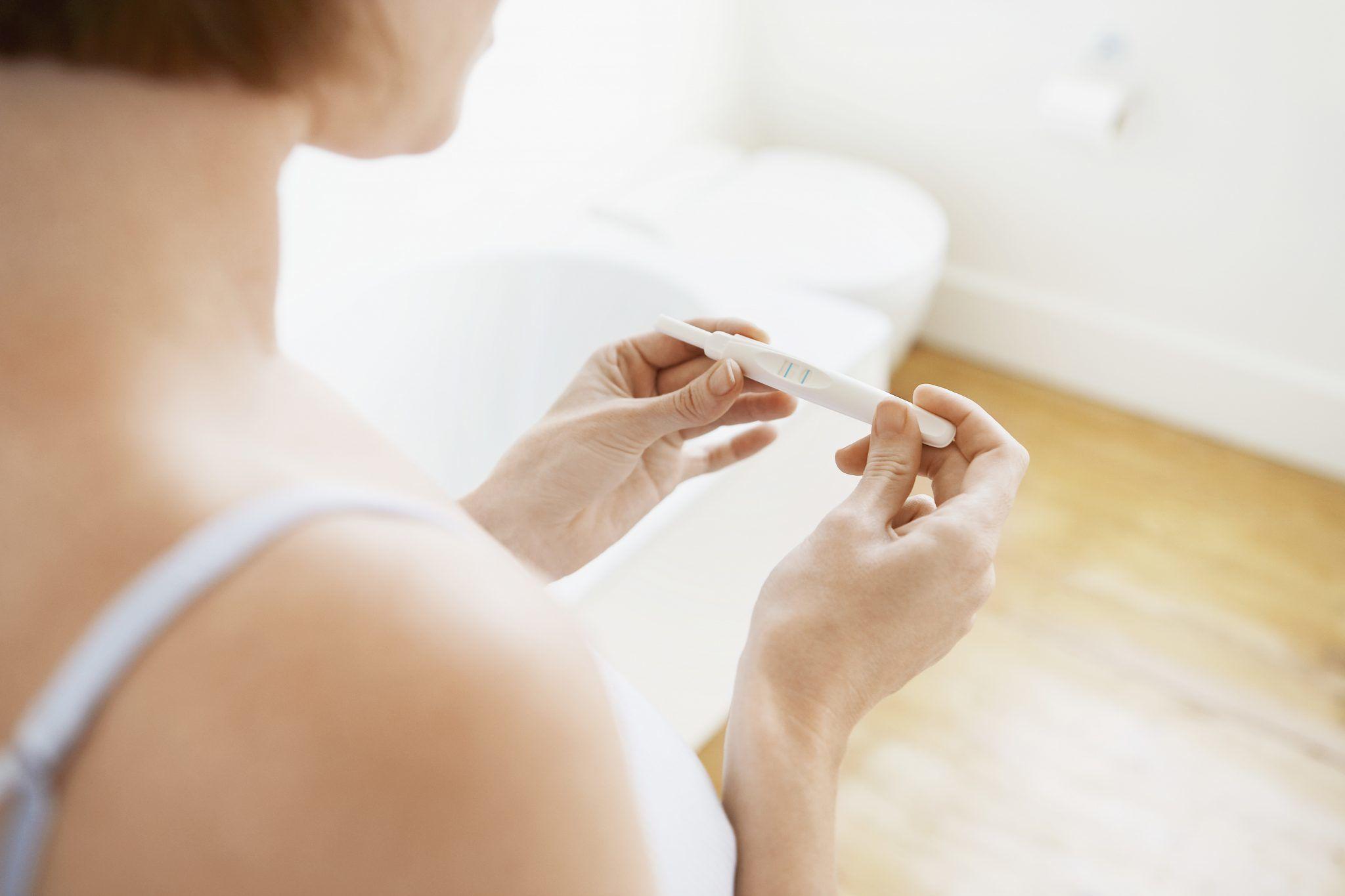 Schwangerschaftstest - ab wann sicher testen