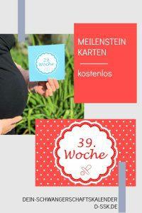 Meilensteine Karten Schwangerschaft drucken Instagram